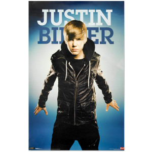 Justin Bieber Fly Poster