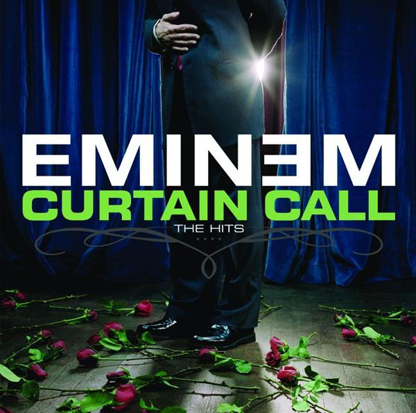 eminem curtain call the hits. eminem