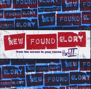 A New Found Glory - A Newfound Glory/From Screen To Your Stereo+