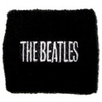 The Beatles Black Wristband