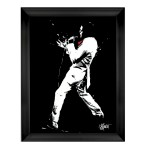 Elvis If I Can Dream Signed Giclee Print