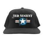 Ted Nugent Army Hat